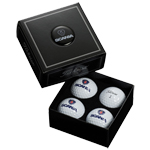 8206 Titleist Logo Disc 4 Ball Box