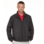 9715 Callaway Full Zipped Bonded Fleece Jacket
