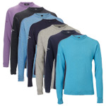 9717 Callaway Lambswool Crew Neck Sweater