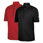 9885 Adidas ClimaProof Wind Short Sleeve